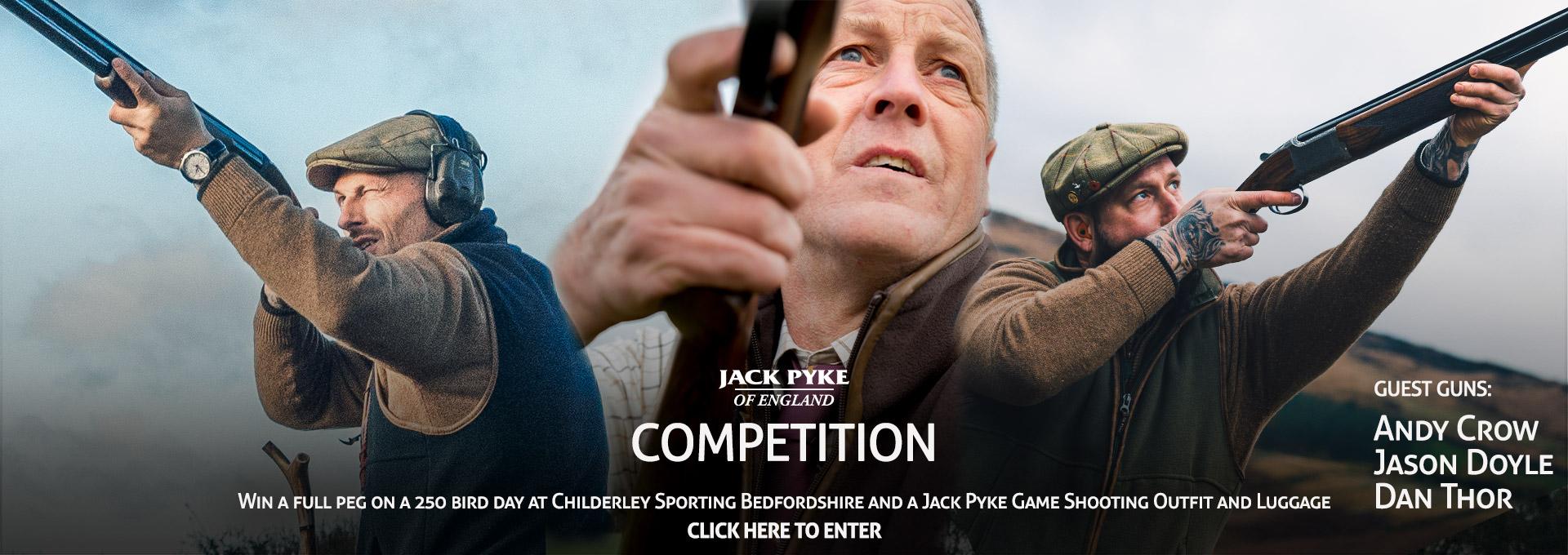 Jack Pyke Competition